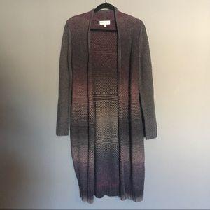 Knox Rose Long Sweater